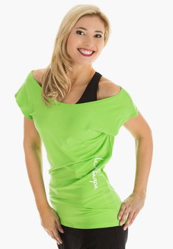 Winshape - T-Shirt print - apfelgrün
