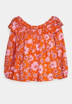 Free People - MISS DAISY PRINTED - Maglietta a manica lunga - heat wave combo