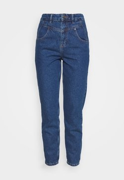 BDG Urban Outfitters - SEAMED MOM - Jean boyfriend - blue