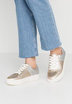 Even&Odd - Sneakers - gold/silver