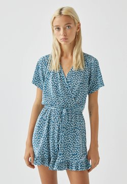 PULL&BEAR - Jumpsuit - blue