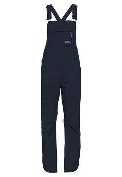 Burton - AVALON BIB  - Täckbyxor - dress blue