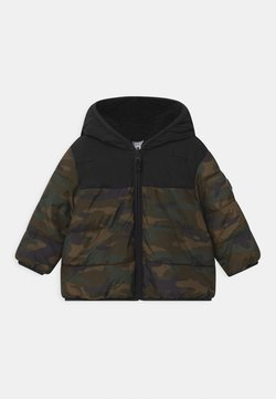 GAP - Winterjas - olive brown
