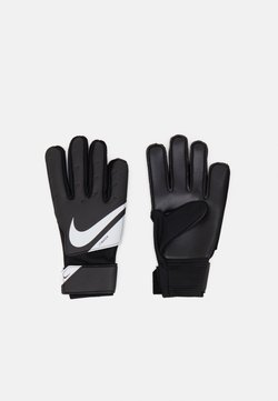 Nike Performance - MATCH JR - Torwarthandschuh - black/white