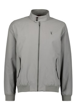 Next - STAG HARRINGTON - Giubbotto Bomber - grey