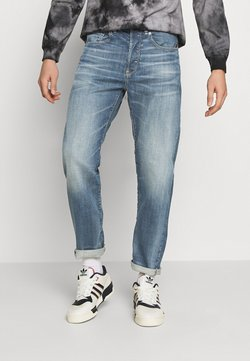 G-Star - 5650 3D RELAXED TAPERED C - Jean boyfriend - faded regal blue