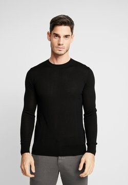 Samsøe Samsøe - FLEMMING CREW NECK - Pullover - black