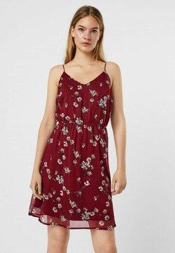 Vero Moda - Freizeitkleid - rouge