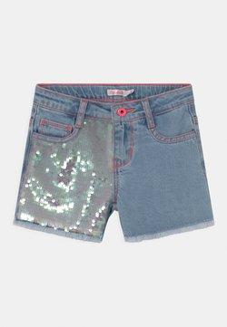Billieblush - Jeans Shorts - light-blue denim
