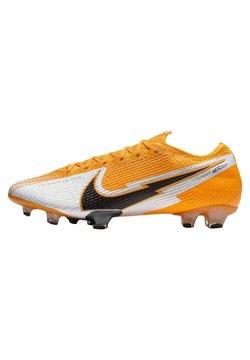 Nike Performance - MERCURIAL VAPOR ELITE  - Fußballschuh Nocken - orange/schwarz