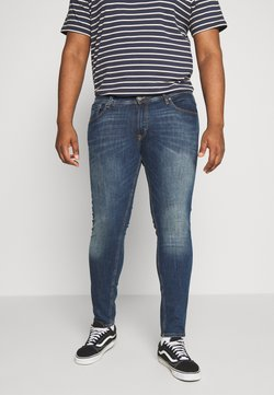Jack & Jones - JJILIAM JJORIGINAL  - Jean slim - blue denim