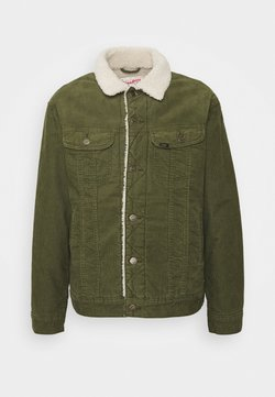 Lee - JACKET - Winterjacke - olive green