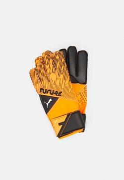 Puma - FUTURE GRIP UNISEX - Torwarthandschuh - shocking orange/black/white