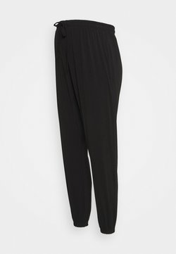 Cotton On - MATERNITY SUPER SOFT HAREM PANT - Bukser - black