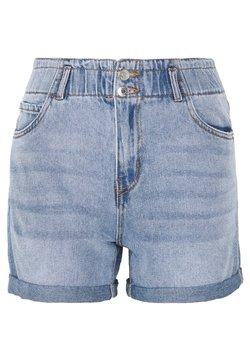 Vero Moda - VMJOANA  - Jeansshort - medium blue denim