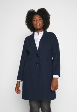 CAPSULE by Simply Be - SINGLE BREASTED COAT - Classic coat - navy