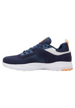 DC Shoes - E TRIBEKA - Sneaker low - navy/grey