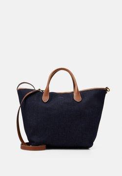 Polo Ralph Lauren - OPEN TOTE MEDIUM - Käsilaukku - indigo blue