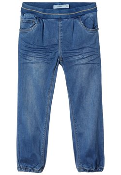Name it - BAGGY FIT - Relaxed fit jeans - medium blue denim