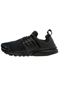 Nike Sportswear - PRESTO  - Sneakers - black