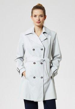DreiMaster - MANTEL - Trenchcoat - light gray