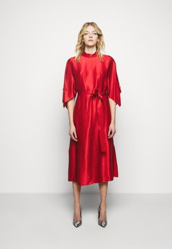 HUGO - KADESI - Cocktail dress / Party dress - medium red
