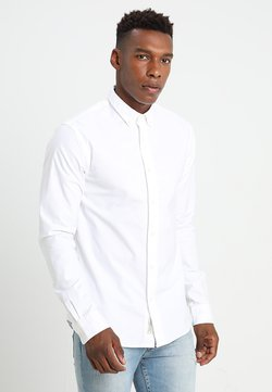 Scotch & Soda - REGULAR FIT OXFORD SHIRT WITH STRETCH - Skjorta - white
