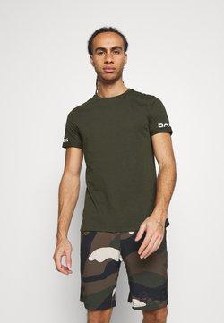 Björn Borg - ART TEE - T-Shirt print - rosin