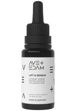 AVE + EDAM - SERUM LIFT & RENEW - Serum - -