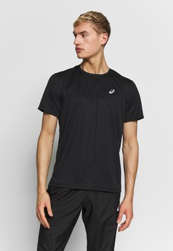 ASICS - KATAKANA  - T-shirt con stampa - performance black