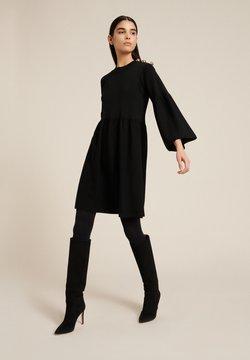 Luisa Spagnoli - MEMORY - Vestido de punto - nero