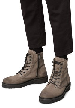 Marc O'Polo - LACE UP BOOT - Schnürstiefelette - grey