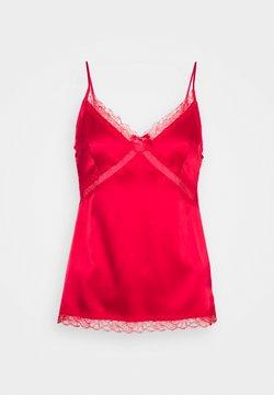 Agent Provocateur - GISELE CAMISOLE - Pyjama top - red