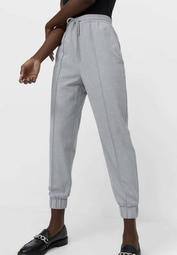 Stradivarius - Jogginghose - light grey