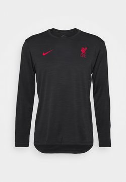 Nike Performance - LIVERPOOL FC SUPERSET  - Pelipaita - black/gym red