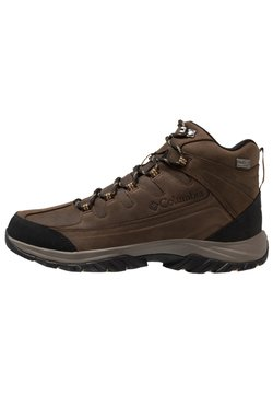 Columbia - TERREBONNE II MID OUTDRY - Trekkingboot - mud/curry