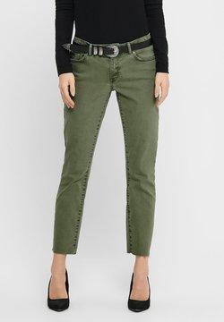 ONLY - ONLEVA - Slim fit jeans - kalamata