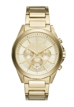 Armani Exchange - Zegarek chronograficzny - gold-coloured