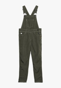 Cotton On - ZGREEN EBONY DUNGAREE - Salopette - washed khaki