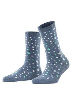 Burlington - Socken - light denim