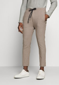 DRYKORN - JEGER - Chinot - beige check