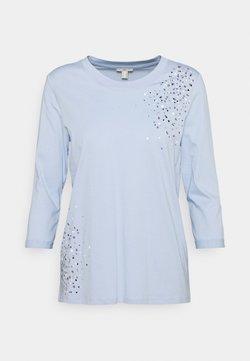edc by Esprit - Langarmshirt - light blue