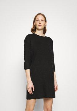 JDY - JDYFRIENDS DRESS - Vestido de punto - black