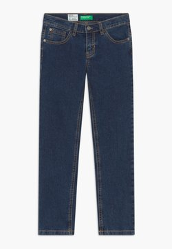Benetton - Slim fit jeans - dark blue