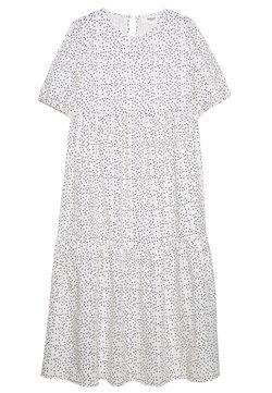 Missguided Maternity - SHORT SLEEVE POLKA DOT SMOCK DRESS - Vardagsklänning - white