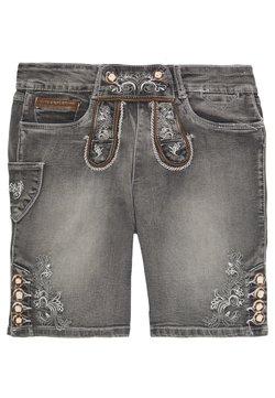 Marjo - FRANZISKA BERMUDA - Shorts - grey