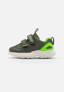Superfit - RUSH - Sneakers laag - grün/hellgrün