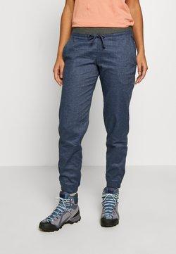 Patagonia - HAMPI ROCK PANTS - Pantalones - dolomite blue