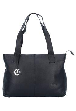 L. CREDI - RITA  - Handtasche - black