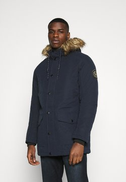 Jack & Jones - Wintermantel - navy blazer